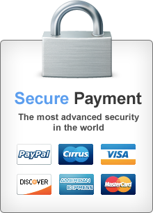 Secure Payment at Tabletennis11.com